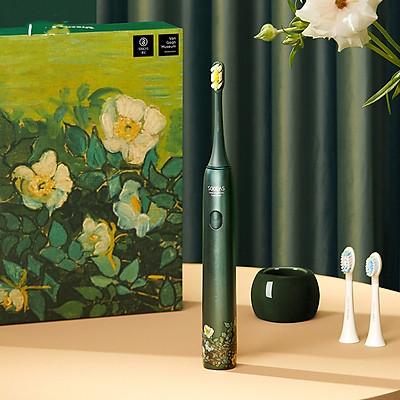 Bộ quà tặng bàn chải đánh răng điện xiaomi youpin sonic có thể tặng quà
