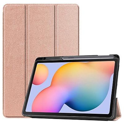 Ốp máy tính bảng TPU có chức năng tắt thông minh cho Samsung Galaxy Tab S6 Lite 10.4inch 2020 P610 P615