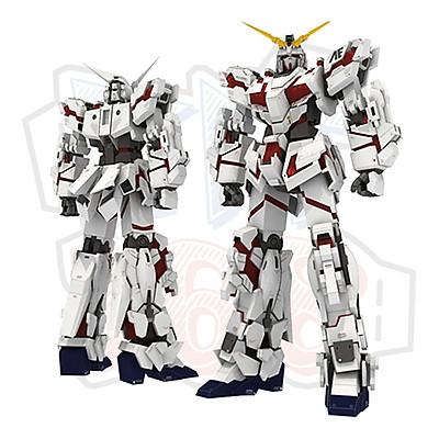 Mô hình giấy Gundam Robot RX-0 Unicorn