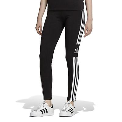 Adidas ADIDAS Clover Women's Classic Series TREFOIL TIGHT Sports trousers DV2636 L code
