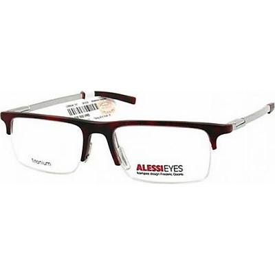 Gọng Kính Unisex Alessieyes AL60008 C03 - Đồi Mồi Đỏ
