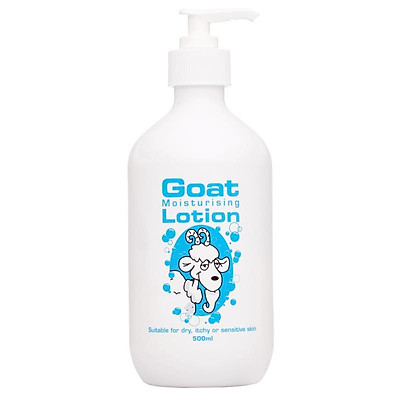 Goat Lotion Moisturising 500ml