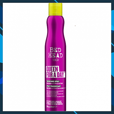Xịt tạo phồng và làm dày tóc Tigi Bed Head Super Star Queen For A Day Thickening Spray
