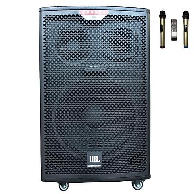 Loa Kéo Di Động Karaoke Bass 30 U.B.L LK-30U60 (600W) 3 Tấc - Màu Ngẫu Nhiên - Chính Hãng