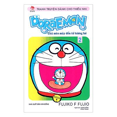 Doraemon - Chú Mèo Máy Đến Từ Tương Lai - Tập 2 (Tái Bản)