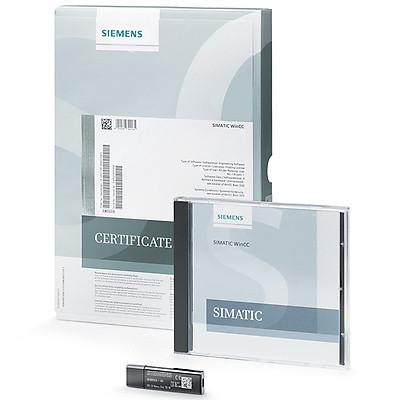 Phần mềm SIMATIC WinCC Client cho WinCC RT Professional V15.1 SIEMENS 6AV2107-0DB05-0AH0   Hàng chính hãng