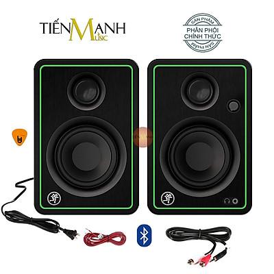 [Một Cặp, Bluetooth] Mackie CR5 XBT Loa Kiểm Âm Nghe Nhạc Eris Powered Studio Monitor Speaker CR5XBT Pair Hàng Chính Hãng - Kèm Móng Gẩy DreamMaker