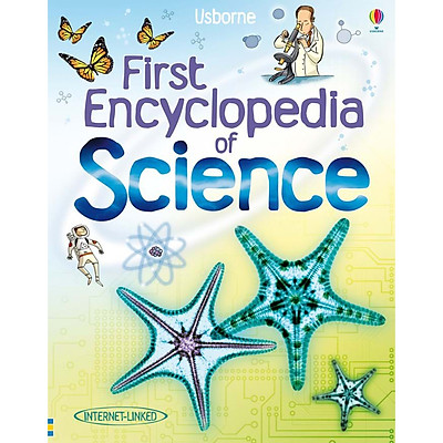 Sách tiếng Anh - Usborne First Encyclopedia of Science