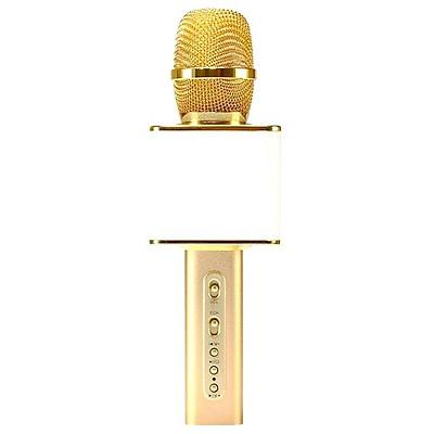 Micro không dây kèm loa bluetooth  karaoke loa nhạc Speakers YS10 cao cấp