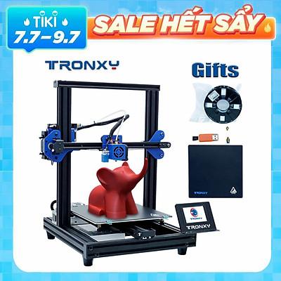 Tronxy XY-2 Pro 3D Printer Kit Fast Assembly 255x255x260mm Build Volume Support Auto Leveling Resume Print Filament Run