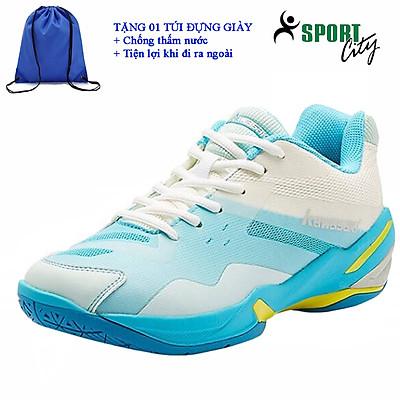 Giày cầu lông kawasaki K366 chính hãng dành cho cả nam và nữ, chuyên nghiệp chống lật cổ chân- tặng túi rút thể thao màu ngẫu nhiên
