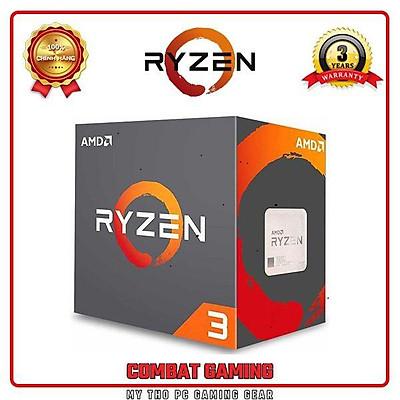 Bộ Vi Xử Lý AMD RYZEN 3 3200G BOX - Hàng Chính Hãng