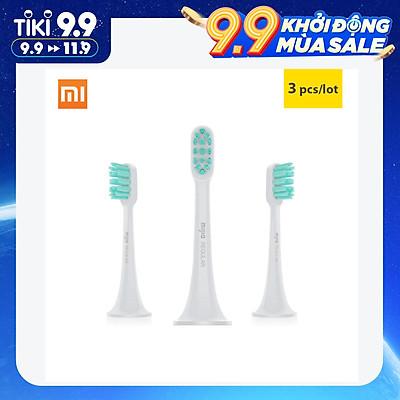 Bộ Đầu Thay Thế Cho Máy Đánh Răng Điện Siêu Âm Xiaomi Mijia (3 Cái)