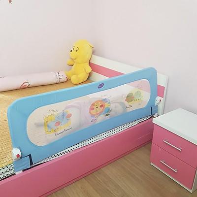 Thanh chắn giường ngủ an toàn cho bé Mastela BR002 - loại 1 thanh độc lập không khớp nối