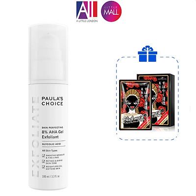 Gel tẩy tế bào chết Paula's Choice skin perfecting 8% AHA gel exfoliant TẶNG mặt nạ Sexylook (Nhập khẩu)