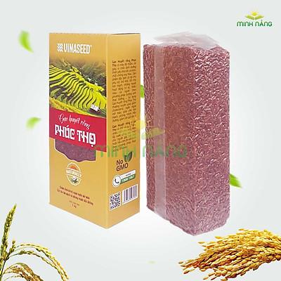Gạo lứt đỏ phúc thọ  - 3 bao 1kg