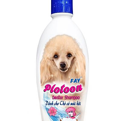 Dầu tắm Fay Plotoon Deodor 300ml - Khử mùi hôi