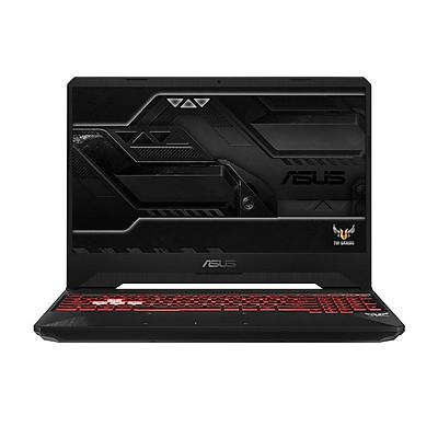 Laptop ASUS TUF Gaming FX705DY-AU061T AMD Ryzen 5 3550H/17'3 inches/win10/ Đen/RGB Keyboard - Hàng Chính Hãng