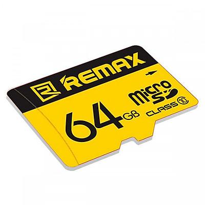 Thẻ Nhớ Micro SD Remax 64GB - Hàng Chính Hãng