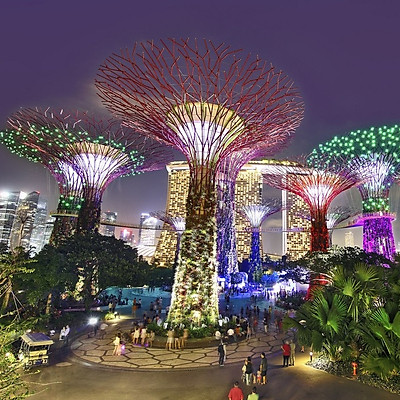 Tour Singapore - Malaysia 6N5Đ