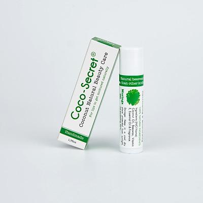 Son dưỡng môi Coco Secret - tinh dầu hạt chùm ngây 5gram