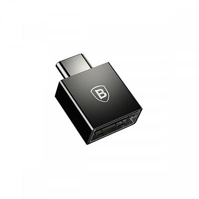 Cổng chuyển/Hub USB Type-C ra USB Type-A 2.0 Baseus - Hàng Chính Hãng
