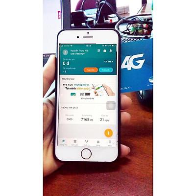 Sim 4G Viettel D900 7GB/THÁNG Trọn Gói 1 Năm Không Nạp Tiền - Hàng Chính Hãng - Màu ngẫu nhiên