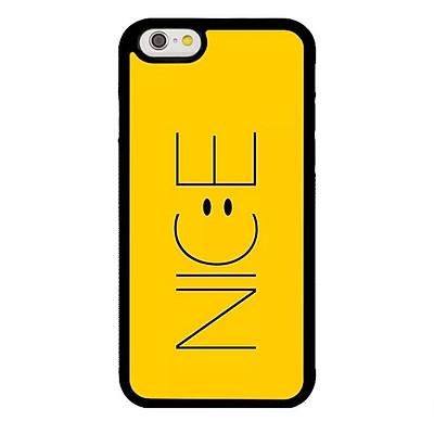 Ốp lưng dành cho Iphone 6s N.I.C.E Vàng - Hàng Chính Hãng