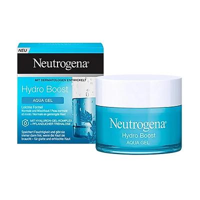 Kem Dưỡng Ẩm Cấp Nước Neutrogena Hydro Boost Aqua-Gel Cho Da Hỗn Hợp, Da Nhờn