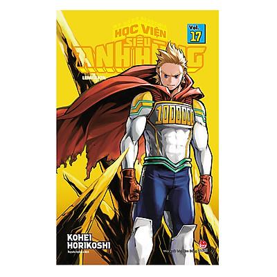 My Hero Academia - Học Viện Siêu Anh Hùng: Lemillion - Tập 17