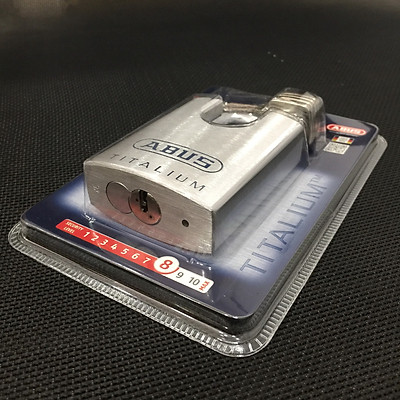 Ổ Khóa Chống Cắt Titalium ABUS 96CSTI/60 (60mm)