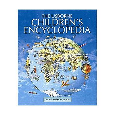 Sách tiếng Anh - Usborne Children's Encyclopedia