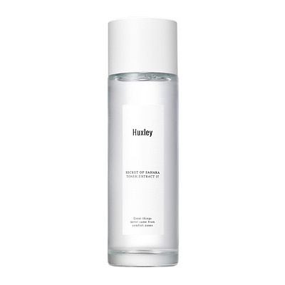 Nước hoa hồng dành cho da khô da nhạy cảm Huxley Toner Extract It 120ml