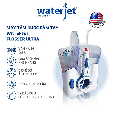 Máy tăm nước cho gia đình Waterjet Ultra