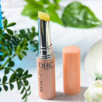 Son dưỡng ẩm không mùi, hỗ trợ trị thâm, lẻ môi DHC Nhật Bản