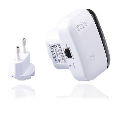 Thiết bị kích sóng Wifi Repeater Wireless-N tốc độ 300 Mbps