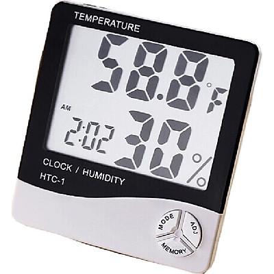 Nhiệt ẩm kế đề bàn HTC-1