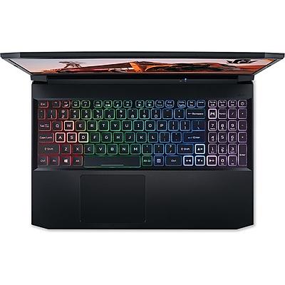 Laptop Acer Nitro 5 Gaming AN515 45 R3SM R5 5600H/8GB/512GB/4GB GTX1650/144Hz/Balo/Win10 (NH.QBMSV.005) - Hàng chính hãng