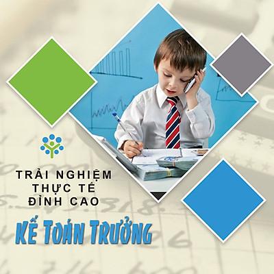 Combo Ebook Kế Toán Trưởng - Kế Toán Tổng hợp - QT Hành Chánh - C&B