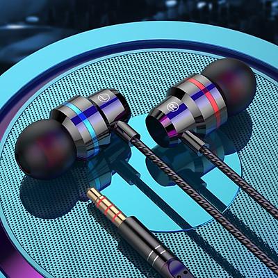 Tai nghe có dây N20 âm thanh nguyên bản chất lượng cao, có mic đàm thoại và thanh chỉnh âm lượng, phù hợp với nhiều dòng điện thoại