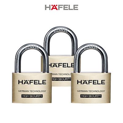 Bộ 3 ổ khoá Keyed Alike Hafele - 482.01.975  (Hàng chính hãng)