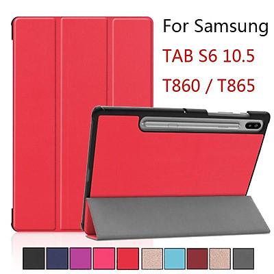 Bao da máy tính bảng cho Samsung Galaxy Tab S6 10.5 T860 / T865