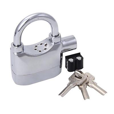 ổ khóa chống trộm xe máy,Ổ khóa báo động chống trộm Kinbar CT02