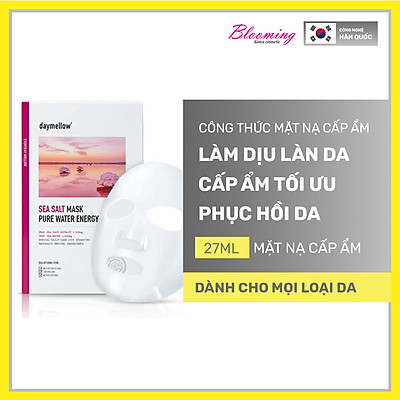 Mặt nạ muối biển Daymellow Seasalt Mask Pure Water Enegry 27ml