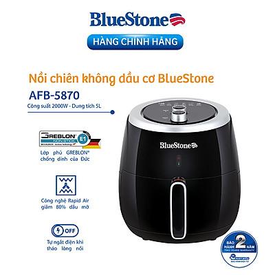 Nồi Chiên Không Dầu Bluestone AFB-5870 (5L) - Hàng Chính Hãng