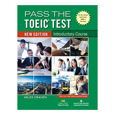 Pass The Toeic Test – Introductory Course (New Edition)
