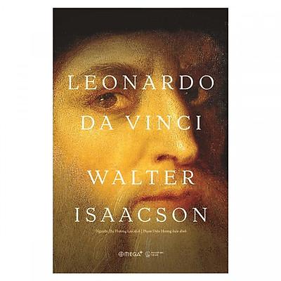 Sách lịch sử thế giới hay: Leonardo Da Vinci (tặng kèm bookmark thiết kế)