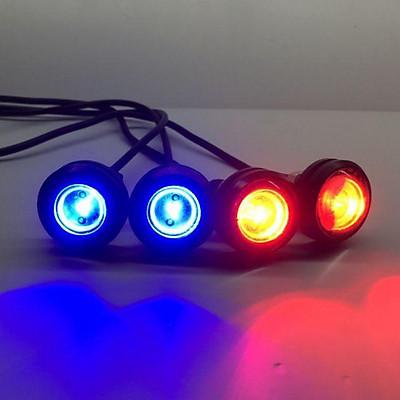 Đèn led xi nhan và chế độ cho các dòng xe máy, xe điện led Cúc áo cao cấp (giá 1 bóng)