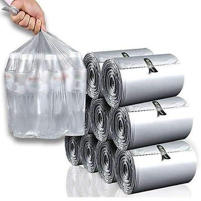 Túi đụng rác sinh học tự hủy ( 1 cuộn 110 túi) tiết kiệm cho gia đình OEM