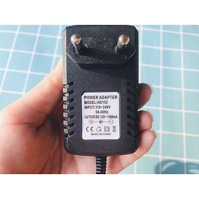 Sạc Pin Dành Cho Xe Ô Tô & Xe Máy Điện Trẻ Em 12V Có Đèn Báo Pin